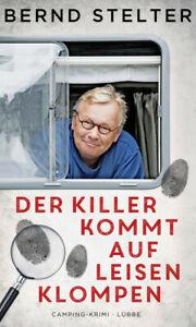 Der Killer kommt auf leisen Klompen  Camping-Krimi  Holland-Krimi  Deutsch  ...