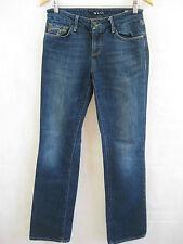 Mavi Jeans Size 27 Mid Rise Slim Straight Leg Jeans