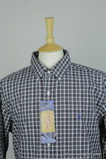 Ralph Lauren Men's Check Loose Fit Button Down Casual Shirts & Tops