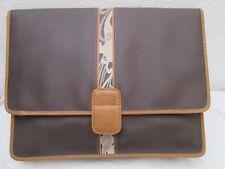 -AUTHENTIQUE porte-documents  LEONARD  TBEG vintage bag  A4