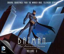 Batman-The Animated Series Vol #3-Original Soundtrack (3 CD SERIES)
