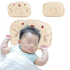 Baby Toddler Safe Cotton Anti Roll Pillow Sleep Head Positioner Anti-Rollover PK