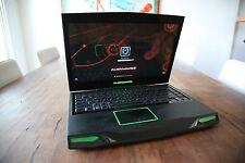 ALIENWARE M14x R1 Laptop Intel i7-2670QM  Good condition!
