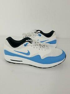 Nike Air Max 1 G Golf Shoes White University Blue CI7576-101 Mens Size 11.5