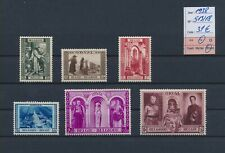 LL99553 Belgium 1938 Orval abbey fine lot MH cv 31 EUR