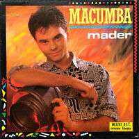 "Jean-Pierre Mader 12"" Macumba - France"