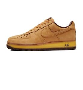 [Nike] Air Force 1 Low Retro SP Shoes Sneakers - Wheat Mocha(DC7504-700)