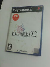 * Sony Playstation 2 Game * FINAL FANTASY X-2 * PS2