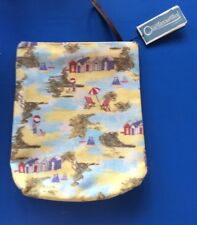 Quintessential Wash Bag , Cosmetic  Bag ~New