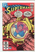 Superman #384 NM  DC Comics CBX11