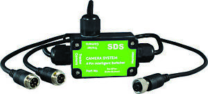 Tractor to Trailer Auto Camera Switching Unit