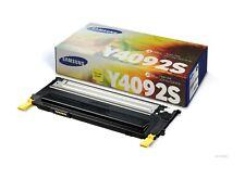 SamsungCLT-Y4092S Yellow Original Toner Cartridge - 1,000 Page yield