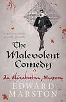 EDWARD MARSTON _ THE MALEVOLENT COMEDY _ BRACEWELL __ BRAND NEW ___ FREEPOST UK