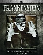 FRANKENSTEIN: COMPLETE LEGACY COLLECTION [ BLU-RAY ] ( 8 Movies ) *BRAND NEW*