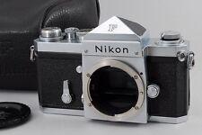 RARE Exc+++++ Nikon F Eyelevel S/N 64xxxxx Nippon Kogaku Prism Super Beautiful
