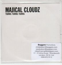 (ER546) Majical Cloudz, Turns Turns Turns - 2013 DJ CD