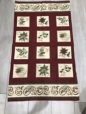 Quilted Christmas Panel