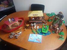 Playmobil bundle 4826 9429 3042 5276 play set boy girl child Christmas