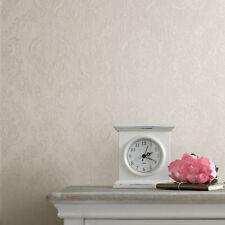 Superfresco Damask Embossed Textured Cream Shimmer Wallpaper 32-901