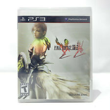 Final Fantasy Xiii-2 (Sony PlayStation 3 Ps3) *Brand New - Factory Sealed*