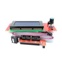 3D-Drucker 2004 LCD-Controller mit  Kartenslot für Rampen 1.4 Reprap Anzeige Z