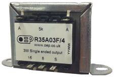 5kÎ ©: 8 Î ©/16 Î ©, 3 W Single Ended output transformer pour EL84
