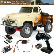 Axial 1/10 SCX10 II 1955 Ford F-100 F100 Truck 4WD RTR Ready To Run AXI03001T1