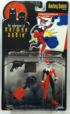 "1997 KENNER BATMAN THE ANIMATED SERIES HARLEY QUINN 5"" ACTION FIGURE MOC BTAS"