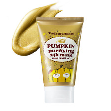 [TOO COOL FOR SCHOOL] Pumpkin Purifying 24K Mask 100ml / Korea Cosmetic