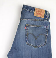 Levi's Strauss & Co Hommes 505 Coupe Standard Jeans Jambe Droite Taille W36 L32