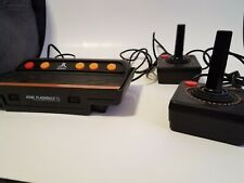 Atari Flashback 3 Console and 2 Controllers - Untested