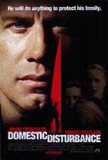Domestic Disturbance (2001) original movie poster - rolled