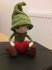 OOAK artist Pixie Elf Unique Handmade Gift