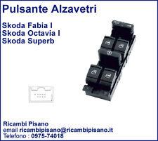 Pulsantiera Alzavetro Skoda Fabia I - Octavia I - Superb 1J4959857A