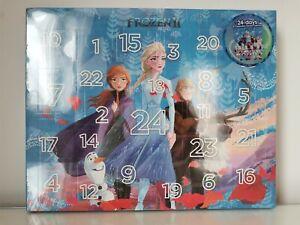 Disney Frozen II Beauty Eiskönigin 2 Adventskalender 2019 Accessoires Kinder NEU