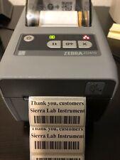 Zebra - ZD410 Wireless Direct Thermal Desktop Printer for Labels, Receipts, B...