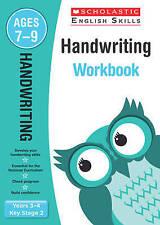 Handwriting Years 3-4 Workbook (Scholastic English Skills) Christine Moorcroft