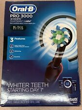 Oral-B Pro 3000 3D White SmartSeries Electric Toothbrush *Black Edition* *NEW*