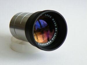 Projektionsobjektiv Leitz Colorplan CF 2,5/90mm. Top Zustand