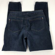 d4ba7447fadd8 NYDJ Not Your Daughters Mid Rise Jeans Legging Stretch Jeans - Size 10