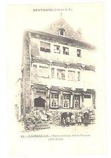 CPA 22 - LAMBALLE (Côtes d'Armor) - 41. Maison ancienne, dite du Bourreau (XVIe
