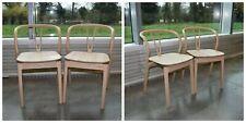 Ercol 0800DM Flow  Chair in Dead Matt Beech   W49 D53 H76 SH46