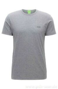 Hugo Boss  T-Shirt,Boss Green T-shirt  Kurzarm, Rundhals Gr S Grau Neu
