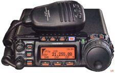 Ricetrasmettitore Yaesu FT-857D HF/50/144/430MHz con DSP con YSK-857