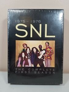 SNL Saturday Night Live The Complete First Season - NEW SEALED