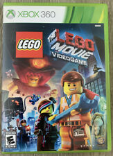 Xbox 360-Lego Movie Video Game New! Perfect Disc!Action / Adventure (Video Game)