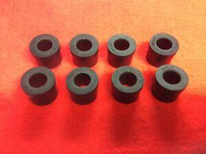 TRIUMPH TR2 - TR6  A SET OF 8 UPPER WISHBONE BUSHES 102228 TR4 TR5 TR6