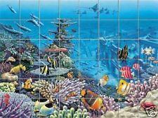 IdeaStix Tile Murals & Accents The Lost City