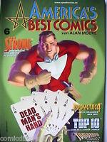 Alan Moore AMERICA`S BEST COMICS Band 6 ( Speed 2000 ) Neuwertig