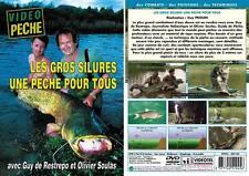 Les gros silures un pêche pour tous - Pêche des carnassiers - Vidéo Pêche